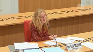 Impact, gestion et conséquences de l'épidémie de Coronavirus-Covid 19 : audition de la garde des Sceaux par l'Assemblée nationale