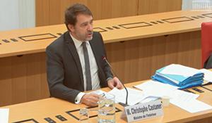 Impact, gestion et conséquences de l'épidémie de Coronavirus-Covid 19 : audition du ministre de l'Intérieur par l'Assemblée nationale