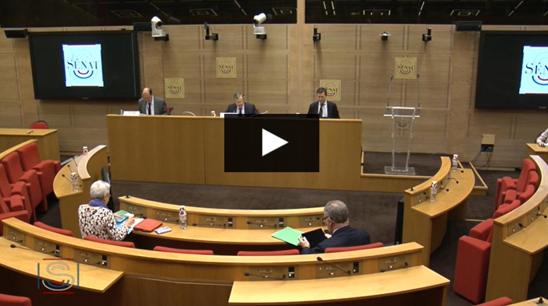 Audition de Jean Castex par le Sénat