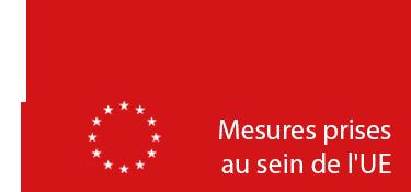 Tour d'horizon des mesures prises au sein de l'UE