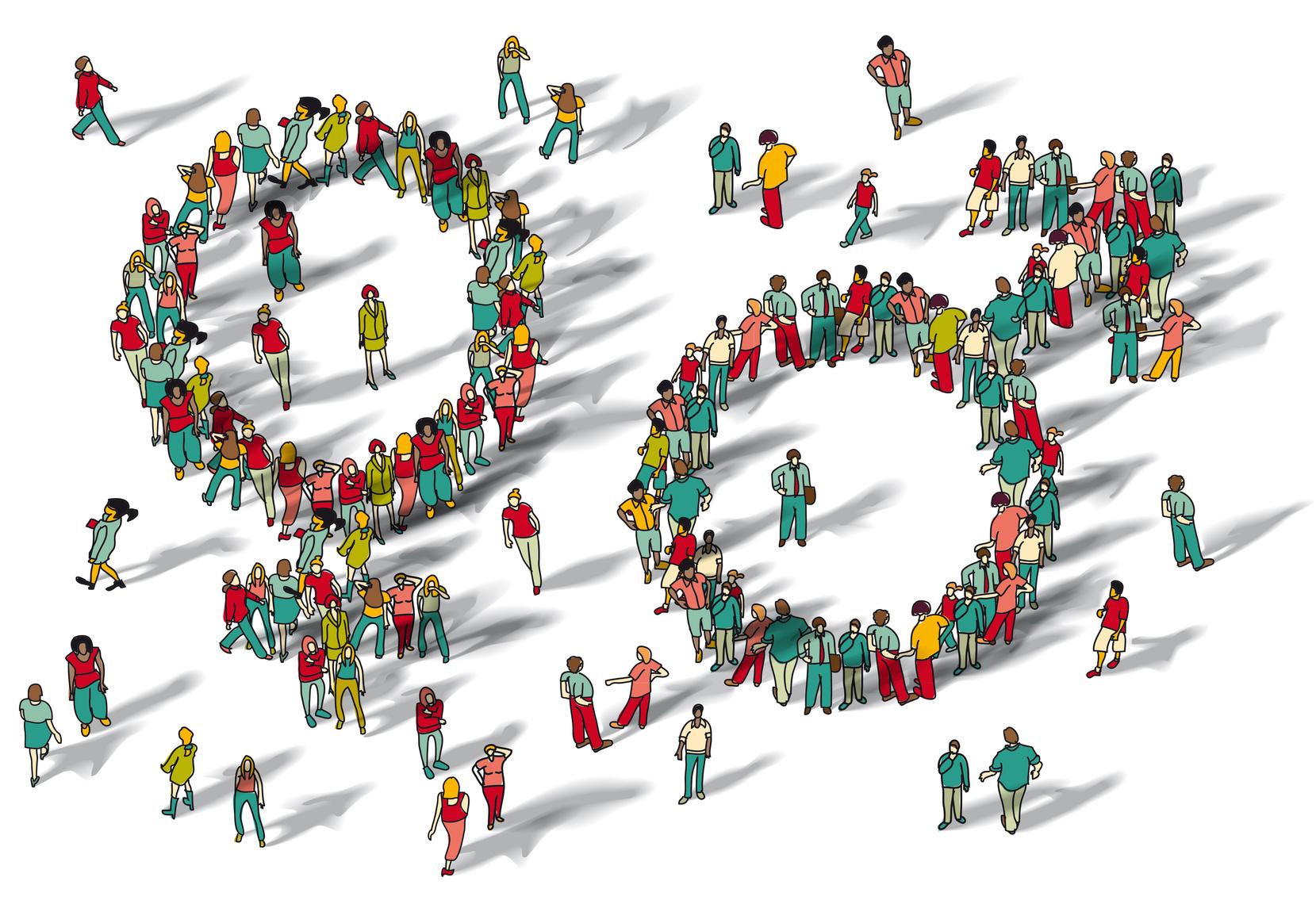 Egalité homme femme journée internationale du droit des femmes cnb
