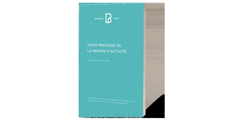 Guide pratique reprise de l'activité