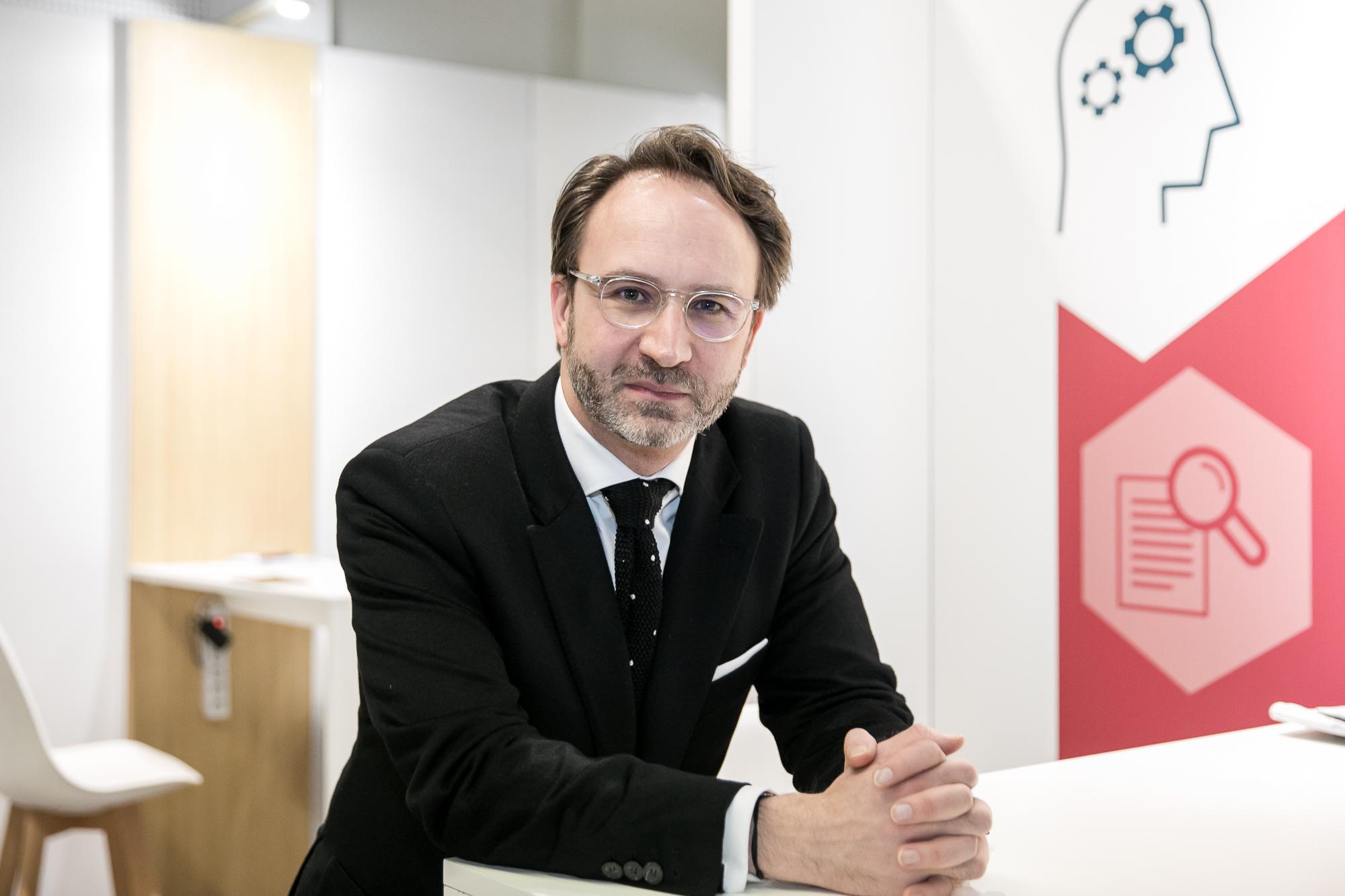 Thomas Charat président commission droit et entreprise CNB
