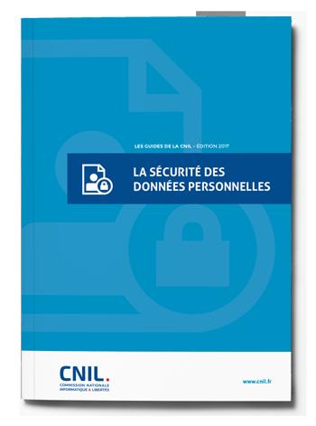 CNIL sécurité données personnelles